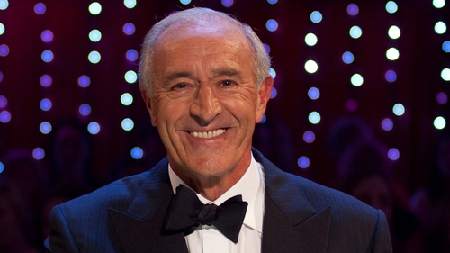 Len Goodman is impressed with his replacement on Strictly Come Dancing