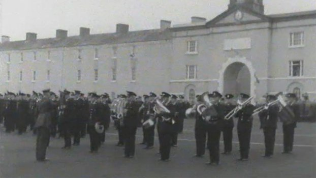Garda Passing-Out Parade, Dublin, 1963