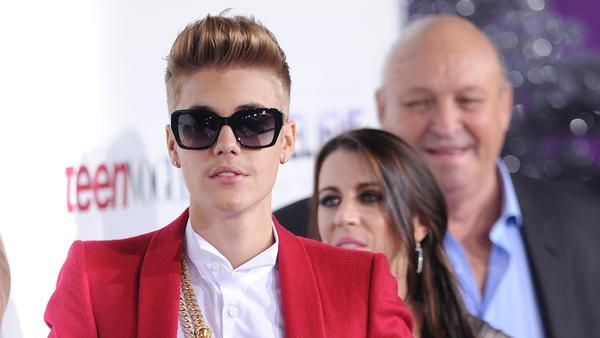 "Movie director Jon M. Chu has called Justin Bieber a ""troublemaker"""