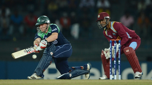 Ireland and the West Indies will meet in Jamaica