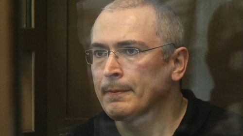 Mikhail Khodorkovsky was released on pardon last year (Pic: EPA)
