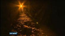 Winter Solstice celebrated at Newgrange and Knockroe