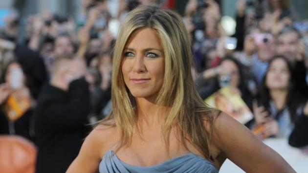 Aniston - Back as Rachel?