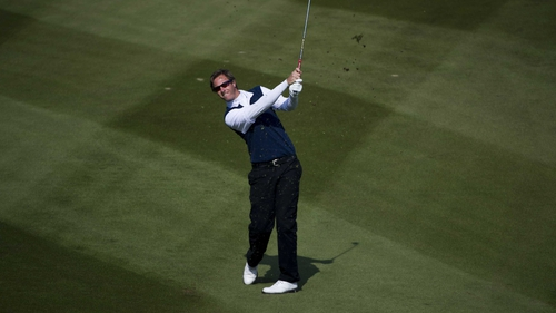 Nicolas Colsaerts was the hero for Europe