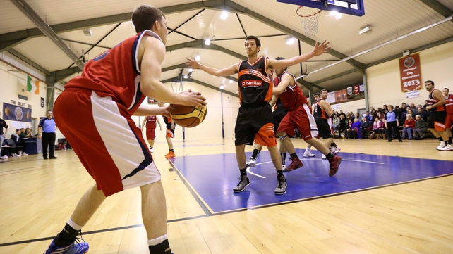 Basketball Ireland weekend round-up