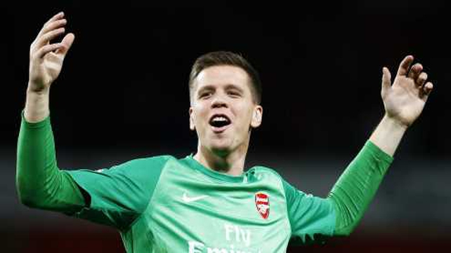 Wojciech Szczesny believes Arsenal can take the Premier League title