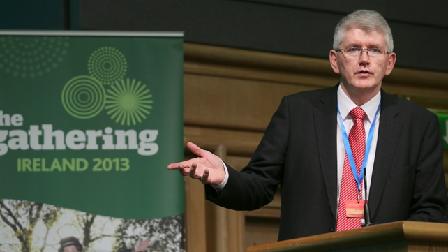 The findings were compiled by The Gathering's Project Director Jim Miley (Pic: Laura Hutton/Photocall Ireland)