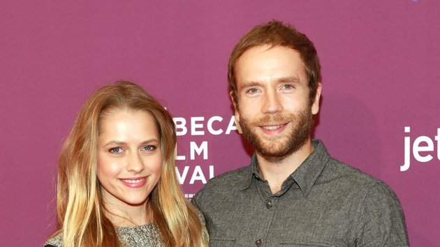Teresa Palmer and Mark Webber walked down the aisle over the weekend
