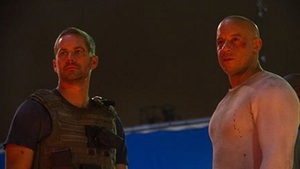 Fast & Furious 7 will be released in April 2015, according to Vin Diesel - photo posted on Facebook