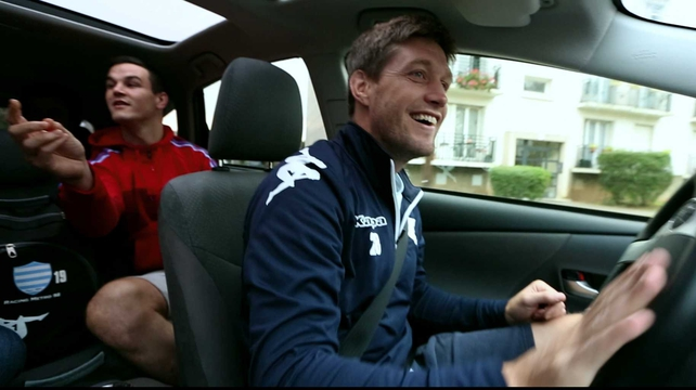 ROG - The Ronan O'Gara Documentary gives a valuable insight into the relationship between O'Gara and Jonathan Sexton