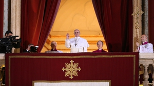 Habemus Papam! Cardinal Jorge Mario Bergoglio became Pope Francis as he succeeded Pope Benedict XVI after his surprise resignation