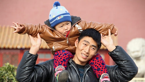 China said last month it would allow millions of families to have two children