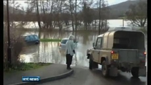Severe weather wreaks havoc in Britain and France