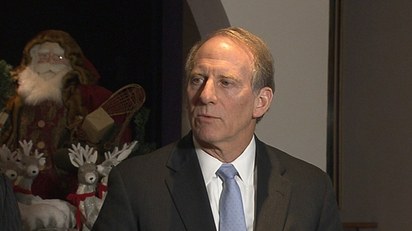 Dr Richard Haass said that consensus had not been achieved in any of the three contentious issues.