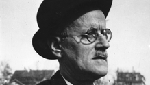 James Joyce felt it would be undignified to return to Ireland given his 40-year exile