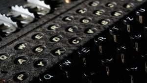 Alan Turing's wartime code-breaking  was credited with shortening WWII