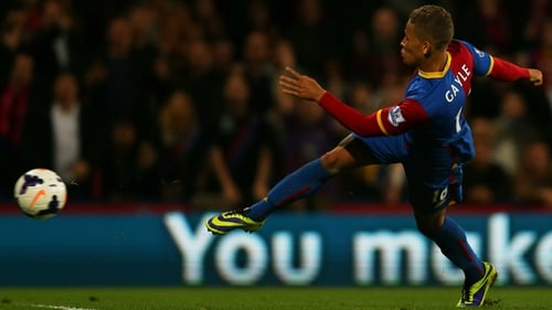 Dwight Gayle struck the winner for Palace