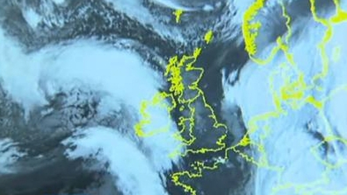 Travel disruption as storms strike nationwide