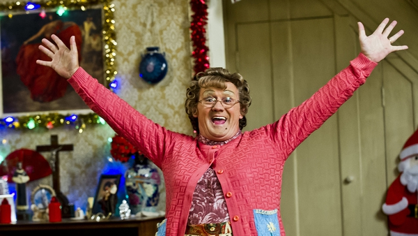 The show had an average audience of 9.4 million viewers on BBC One on Christmas Day
