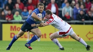 Jimmy Gopperth (L) has sights firmly set on beating Toulon