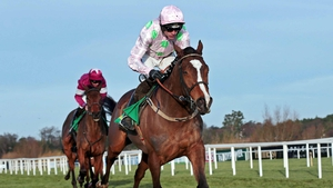 Zaidpour is 13/2 to win the Christmas Hurdle