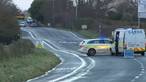 The standoff happened at a house around 3km outside Sligo town