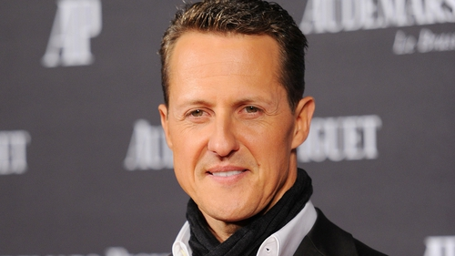 Michael Schumacher was seriously injured in a ski accident last year