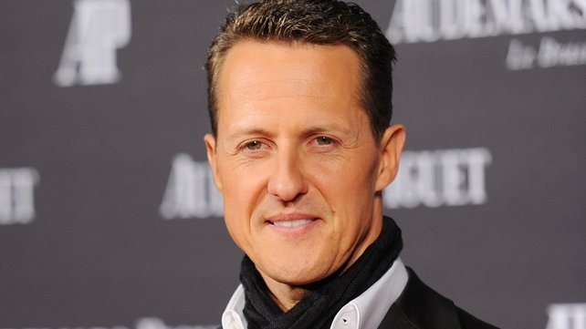 Michael Schumacher hit his head on a rock while skiing off-piste in the French Alps resort of Meribel