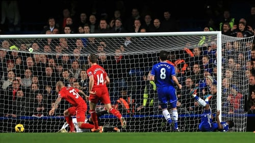 Samuel Eto'o ensured Liverpool had little to celebrate over the festive period as they suffered a second consecutive defeat