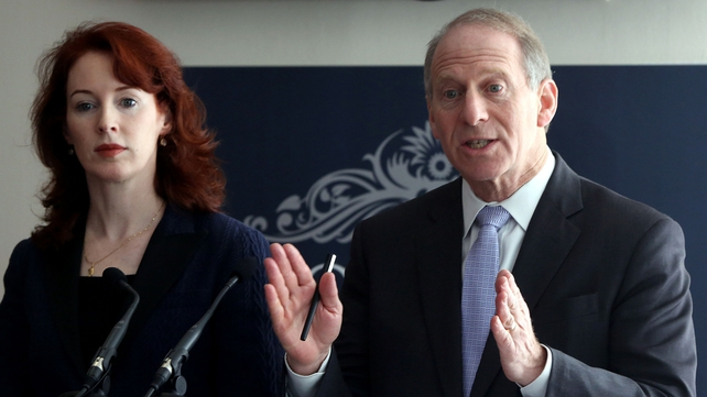 Richard Haass chaired all-party talks on Northern Ireland last year