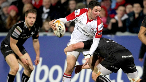 Ulster's most capped player is set for another spell on the sidelines