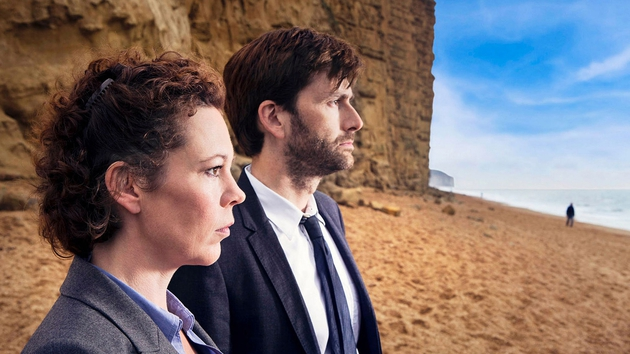 Broadchurch season two now seems likely to reunite Olivia Colman and David Tennant