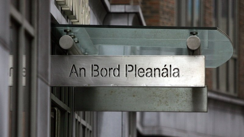The An Bord Pleanála decision has come on foot of two appeals