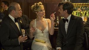 Jennifer Lawrence as American Hustle's Rosalyn