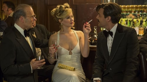 Jennifer Lawrence as American Hustle's Rosalyn