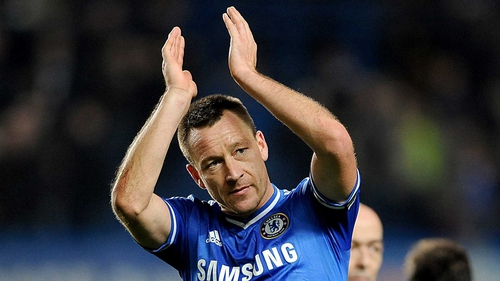 Support was growing in England for a recall for the Chelsea captain
