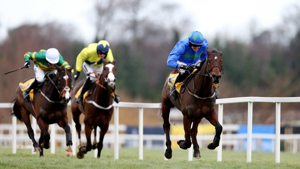 The first three home in the Ryanair Hurdle remain in the mix for the Irish Champion Hurdle