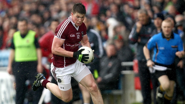 Gareth Bradshaw in line to return for Galway in their FBD opener