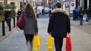 Consumer sentiment was moving in a broadly positive direction, despite a monthly decline according to KBC Bank Ireland