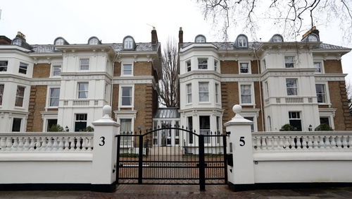 London prices rose by an annual 12.7% in the first quarter of 2015