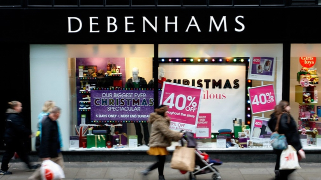 Debenhams has endured a tough 12 months, issuing its second profit warning in less than a year in December