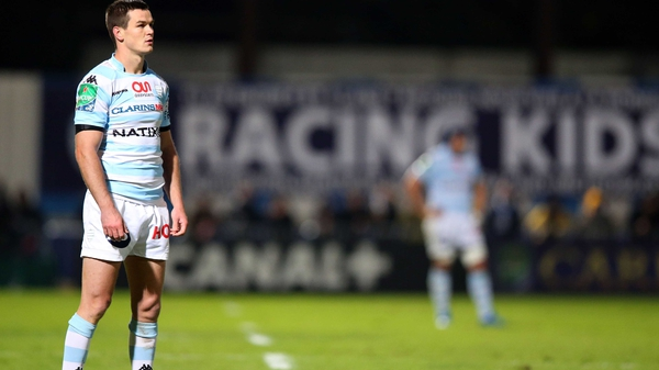 Will he? Won't he? Johnny Sexton is considering an offer to move back to Leinster from Racing Métro