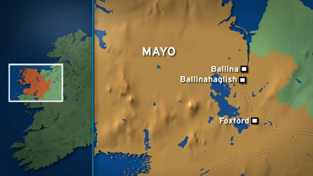 Gardaí at Ballina are appealing for witnesses to the crash