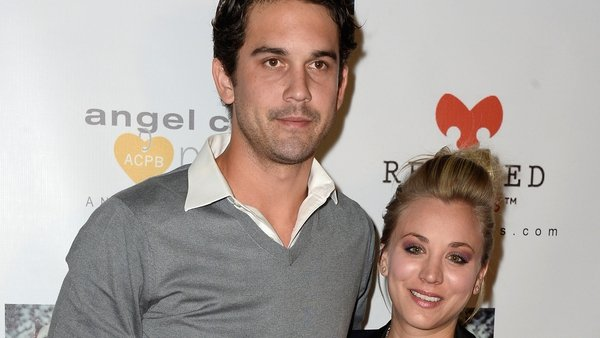 Kaley Cuoco weds tennis player Ryan Sweeting