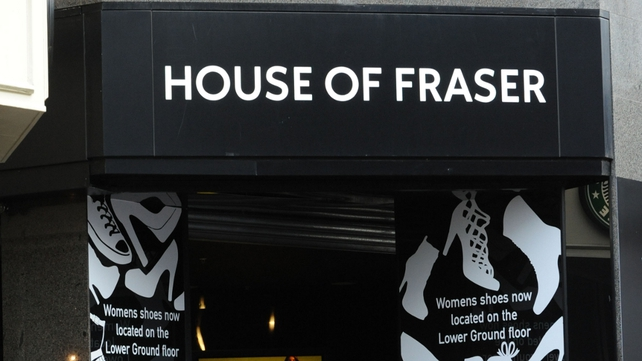 House of Fraser 'Sold to Chinese'