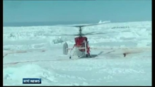 Passengers rescued from ship trapped in Antarctica