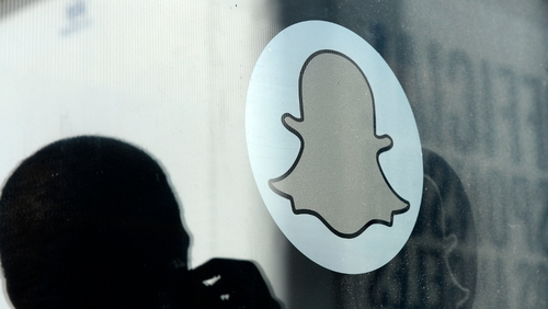 Snapchat is an app that lets users send messages and photos that disappear after a few seconds