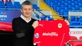 Solskjaer appointed Cardiff manager