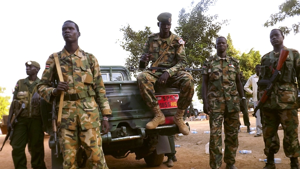 A ceasefire in South Sudan has been agreed but the fighting is continuing