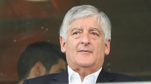 David Bernstein criticised managers' conduct